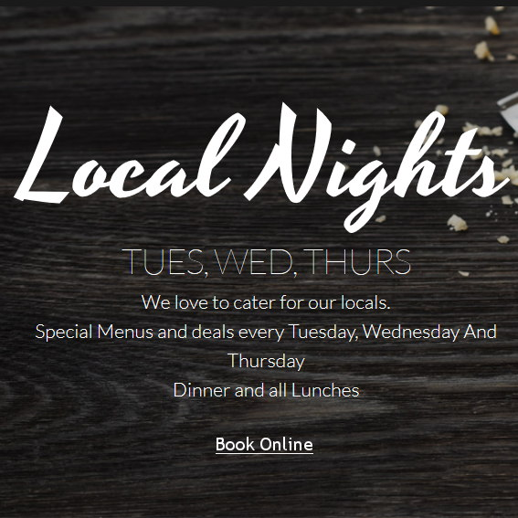 Terrigal Locals Night at Terrace Grill